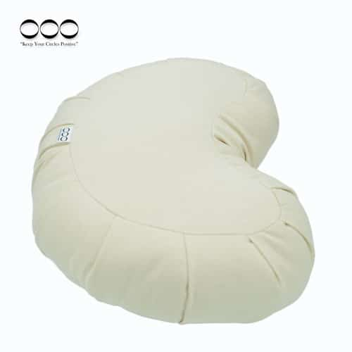 Yoga Meditation Cushion Gibbous Buckwheat