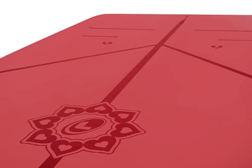 Yoga Mat Liforme Love Mat close up