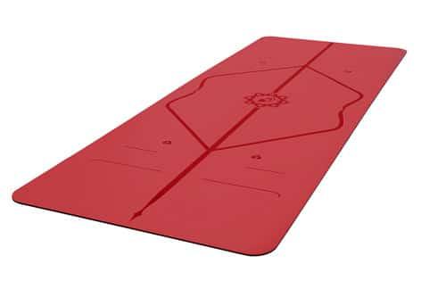 Yoga Mat Liforme Love Mat flat
