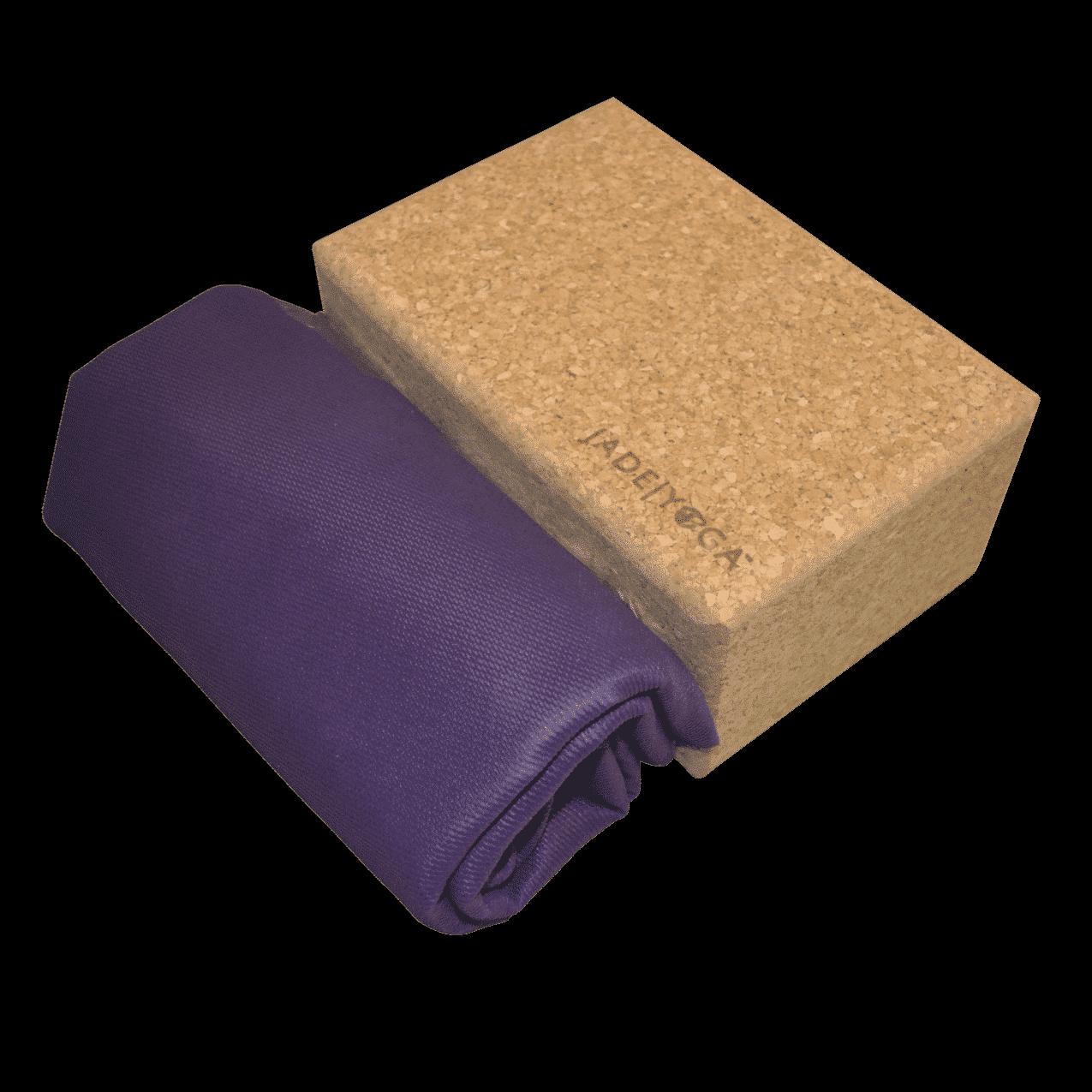 Voyager Purple versus block