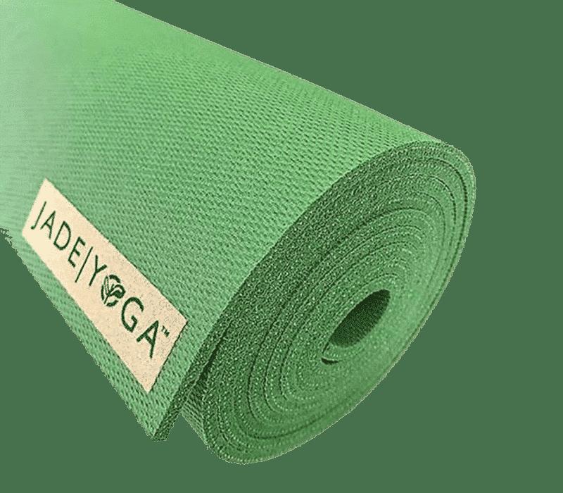 Jade Harmony Jungle Green Professional Yoga Mat Ouryogashop