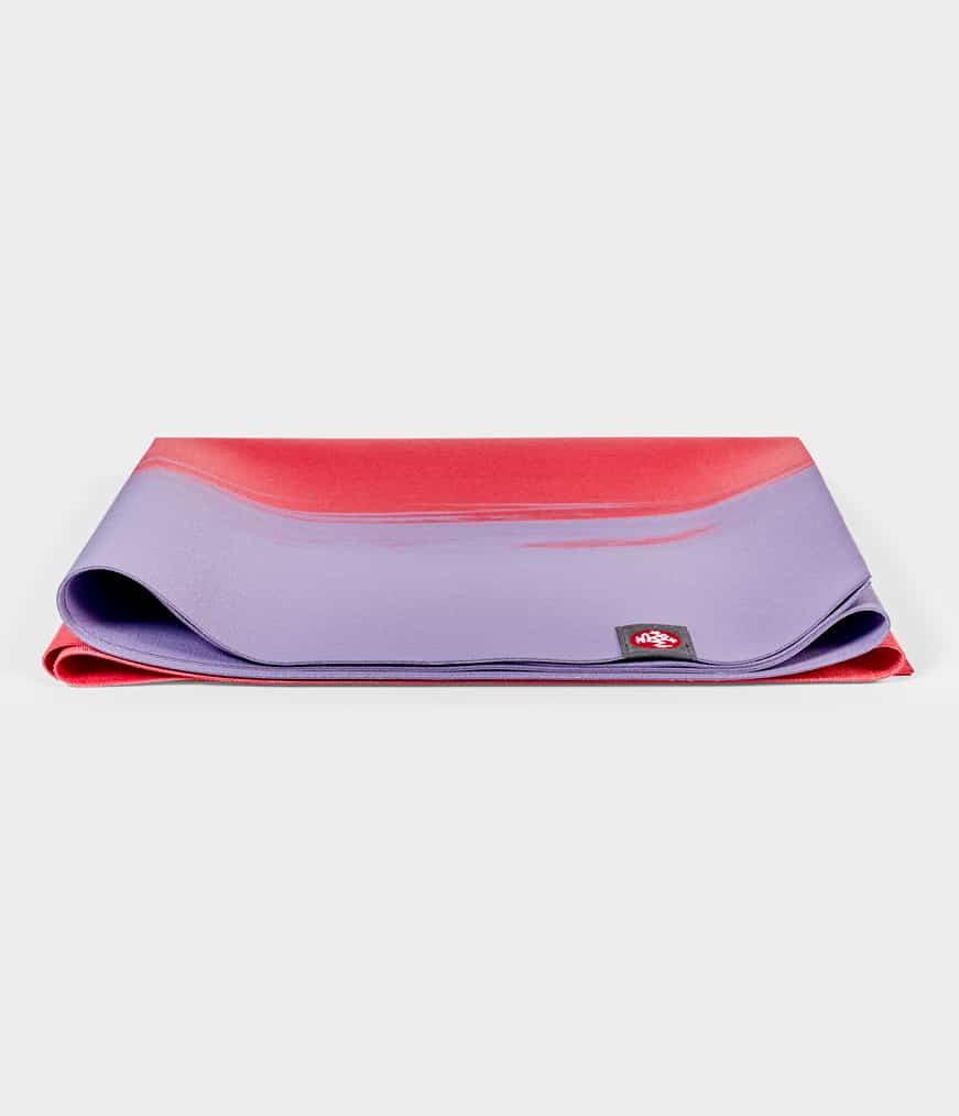 Yoga Travel Mat eKo Superlite Manduka Esperance Stripe