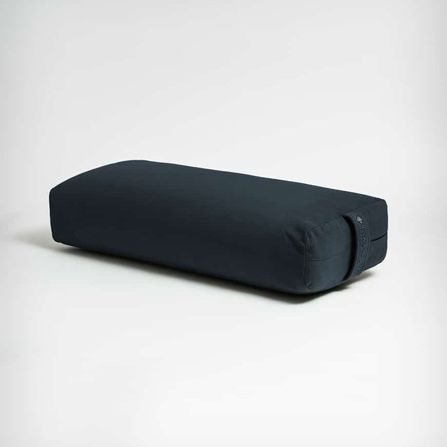 Enlight Yoga Bolster Midnight Manduka