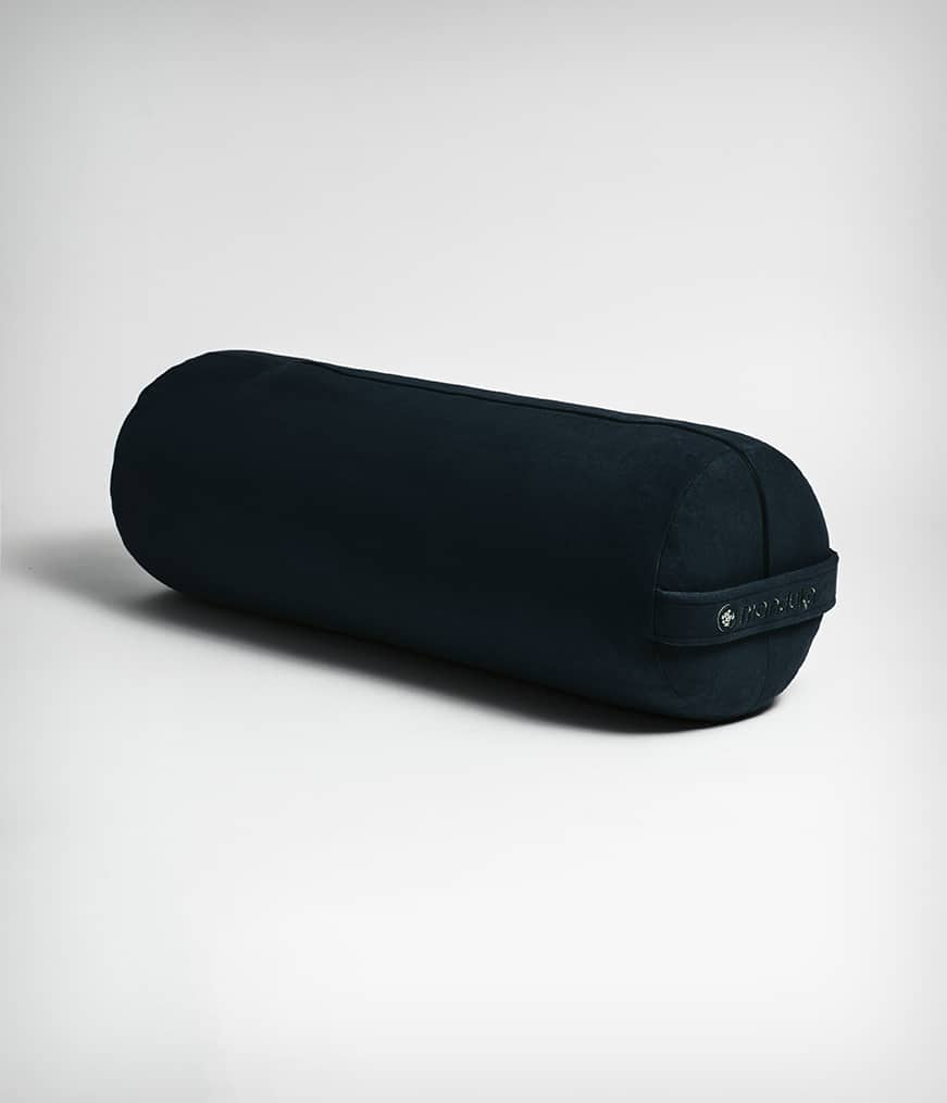 Enlight Yoga Bolster Manduka Midnight