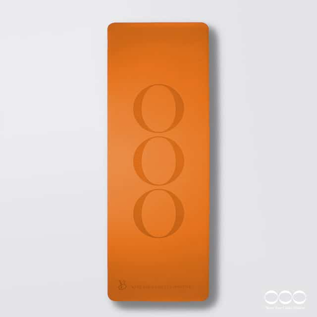 cOOOlOOOr Yoga Mat Orange