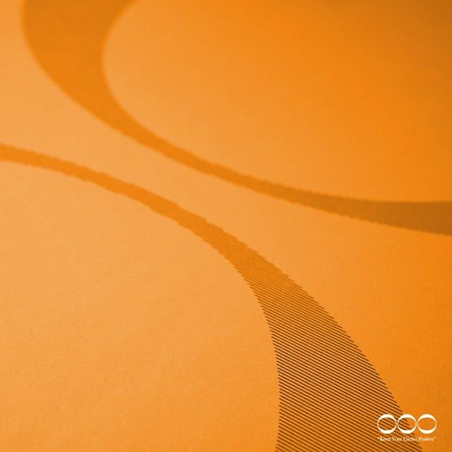 cOOOlOOOr Yoga Mat Orange