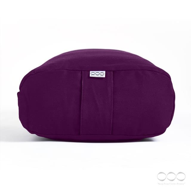 OOO Yoga Bolster Buckwheat Purple