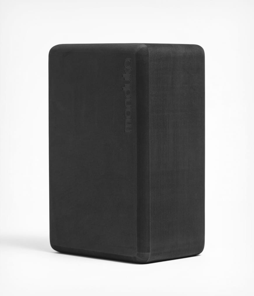 Yoga Block Recycled Foam Manduka