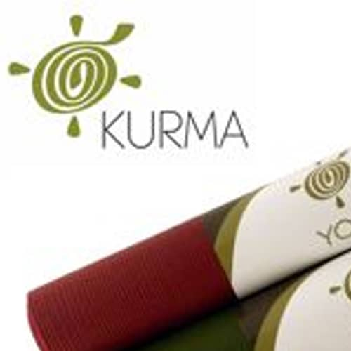 Yoga Mat Kurma Red