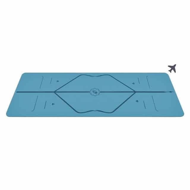 Liforme-Travel-Mat-Blue