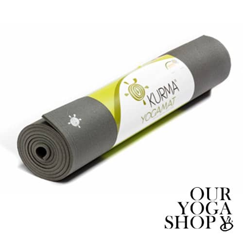 Yoga Mat Kurma Black