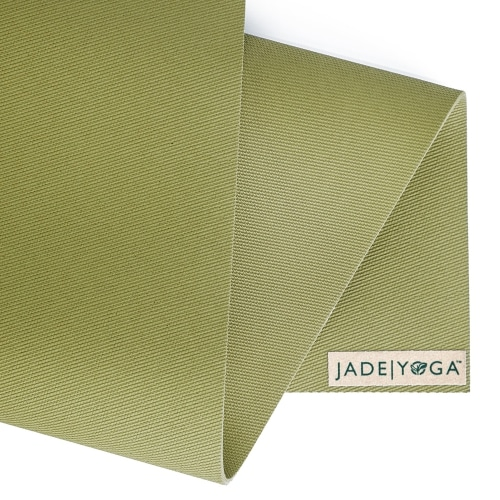 Yoga Mat Jade Harmony Professional XW Olive Green 5mm