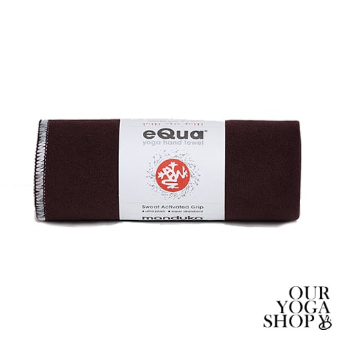 eQua Hand Towel Raisin Manduka