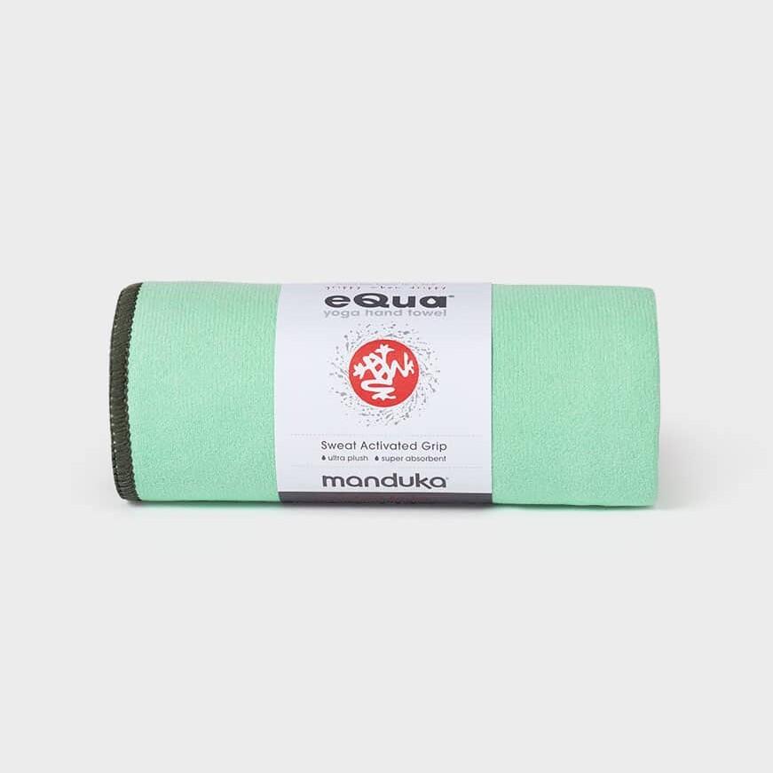 eQua Handduk Green Ash Manduka