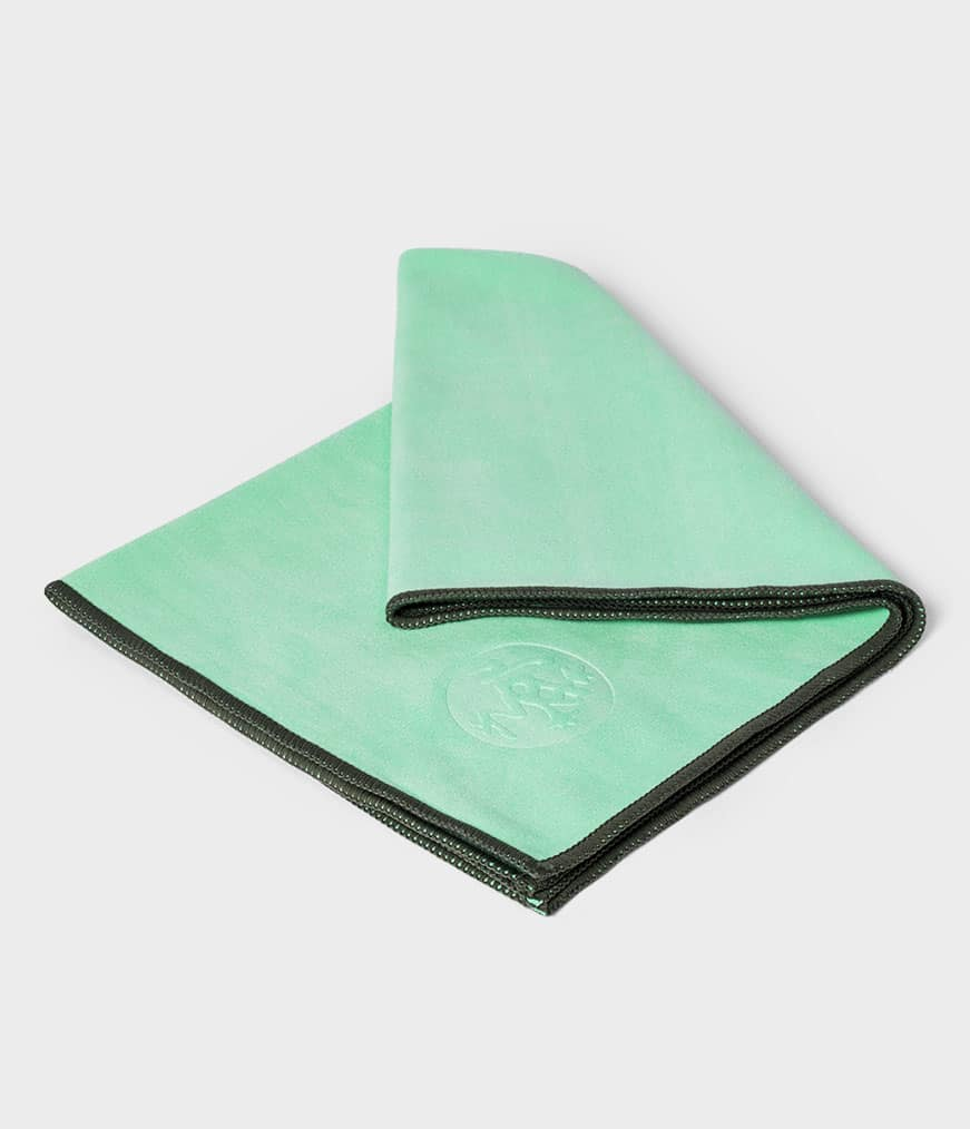 eQua Mat Towel Green Ash