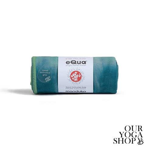 eQua Hand Towel Maldive HD Manduka