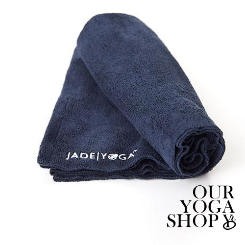 Jade Mat Towel Midnight Blue