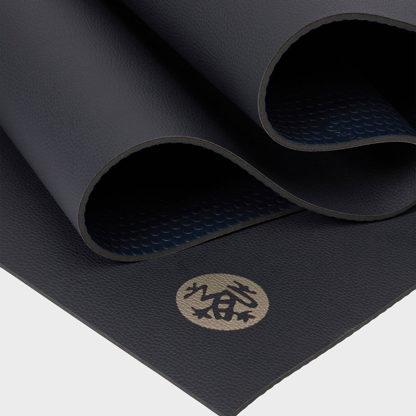 Manduka GRP Lite Hot Yoga Mat 4mm Midnight