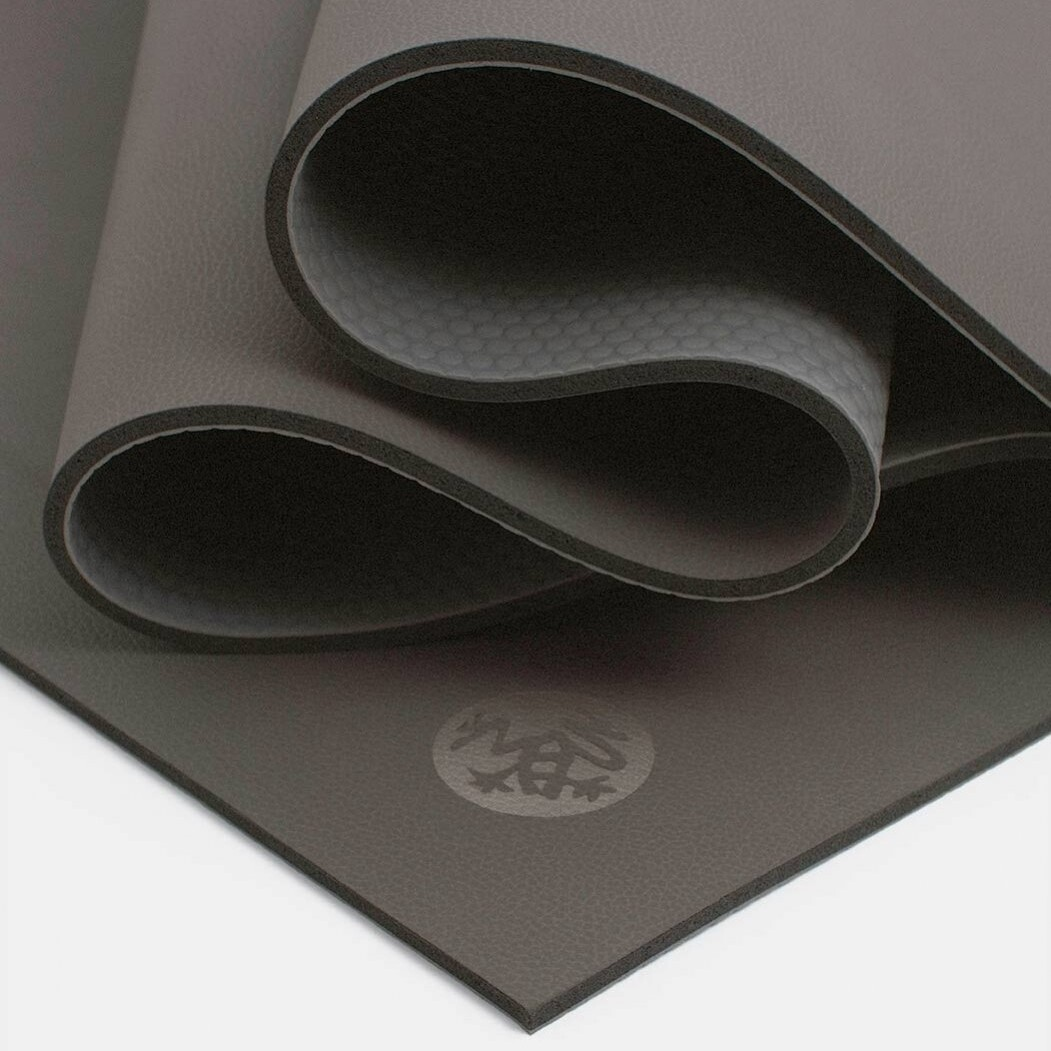 Manduka GRP Hot Yogamatta 6mm Steel Grey